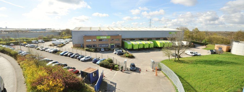 Stakehill Industrial Estate - B8RE