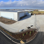 Johnson Controls, Speke - B8RE