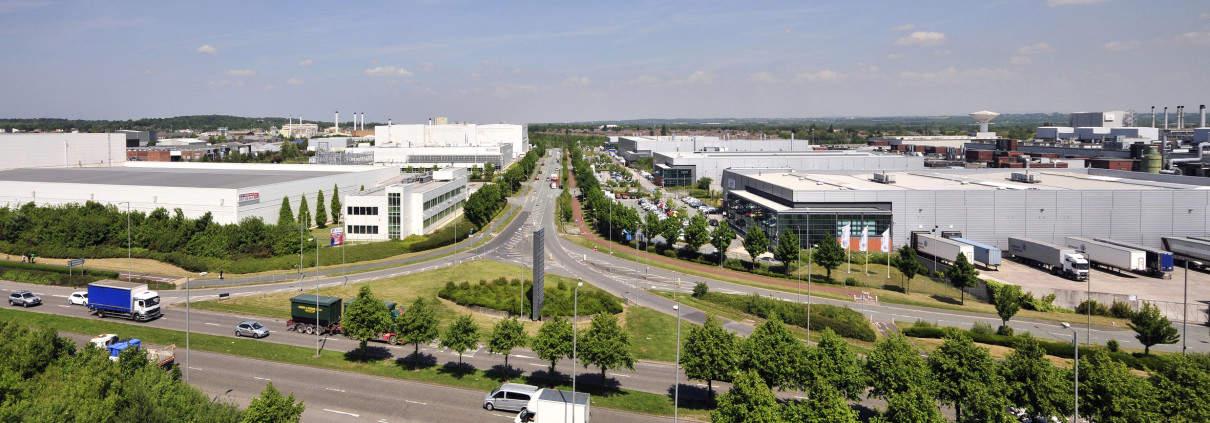 Boulevard Industry Park Speke - B8RE